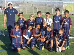 SV eagles06B district cup winner