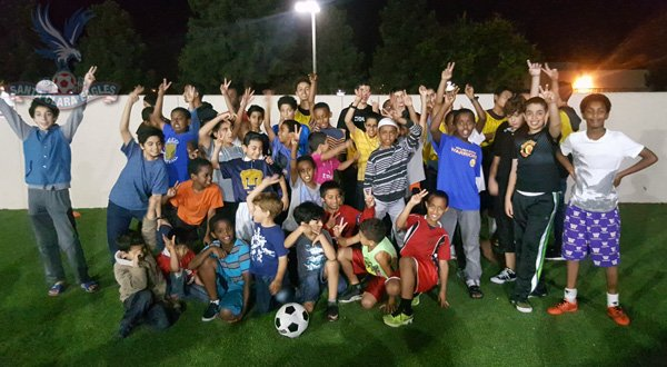 Free Soccer program for the community