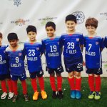 Eagles Boys 09 in Bay Area Cup